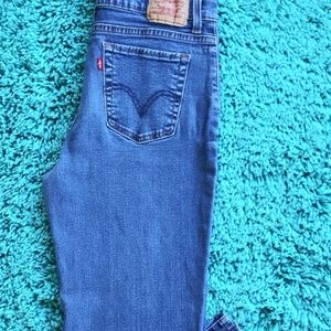 "LEVIS 512 Bootcut Like new ""Perfectly Slimming"""